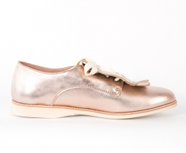 Derby Kilt Rose Gold