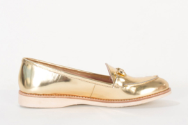 Loafer Gold Metallic
