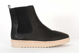Madison Chelsea Wedge Black