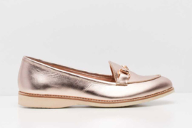 Loafer Rose Gold Metallic