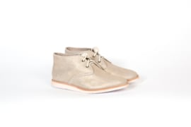 Chukka Kids Brushed Gold