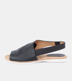 Soft Slide Flat Black