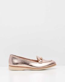 Loafer Rose Gold Metallic