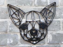 Muurdecoratie Chihuahua