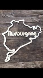 Muurdeco circuit Nurburgring