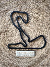 Circuit Zandvoort + plaatje gewonnen race