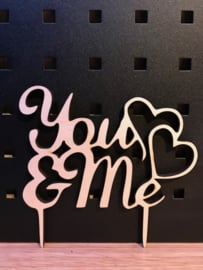 Taarttopper You & Me 2