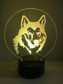 Led verlichting Husky