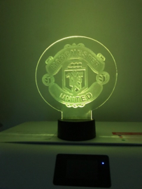 Led-bordje Manchester United