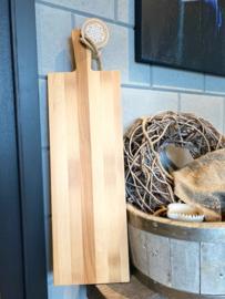 Serveerplank Puur hout 69 cm