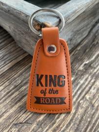 Sleutelhanger King of the road...
