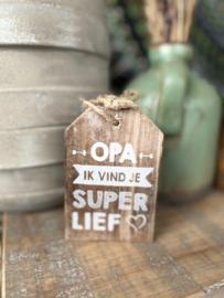 Hanger Opa
