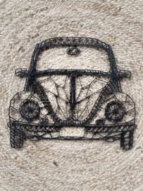 Muur- wanddecoratie Kever / auto