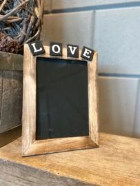 Fotolijstje Love