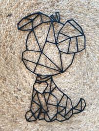 Muur-wanddecoratie geometrisch Pip