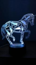 Led verlichting paard