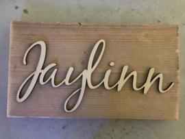 Naam van hout