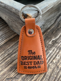 Sleutelhanger The original best dad ever...