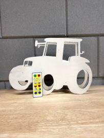 Wandlamp Tractor