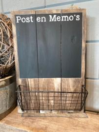 Post en Memo's