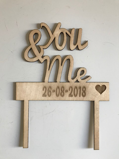 Taarttopper You & Me