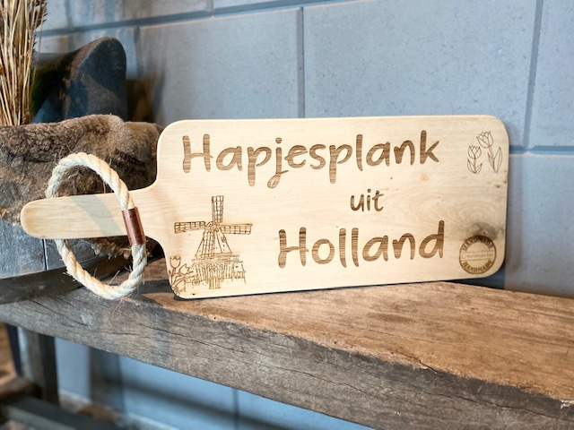 Broodplank HOLLAND