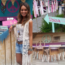 Lookbook Hippy- Boho- Ibiza