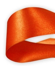 Lint Satijn Oranje 50mm per 3 meter