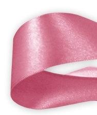 Lint Satijn Roze 50mm per 3 meter