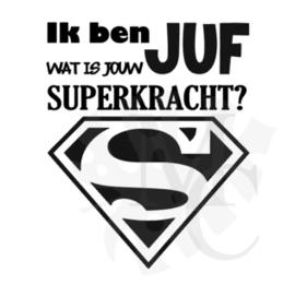 Ik ben ... wat is jouw superkracht?