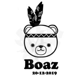 Indiaantje beer naam/datum