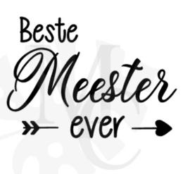 Beste Juf/Meester ever