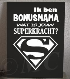 Ik ben bonusmama wat is jouw superkracht?