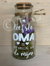 Fles: De liefste mama is toevallig wel de mijne