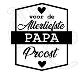 Voor de allerliefste Papa / Opa