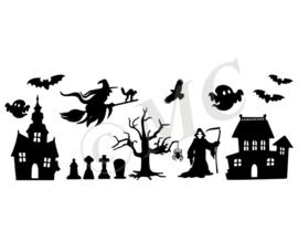 Statisch - Halloween
