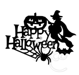Sticker - Happy halloween