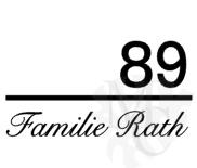 Huisnummer / Familie naam