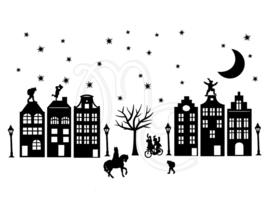 Statisch - Uitbreidingsset Sinterklaas