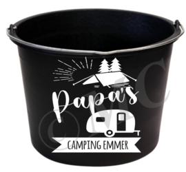 Sticker : Campingemmer