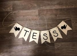 "Naamslinger ""Tess"""