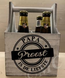 Bierkratje - Papa is de liefste