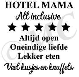 Hotel Mama (Oma,Opa,Papa)