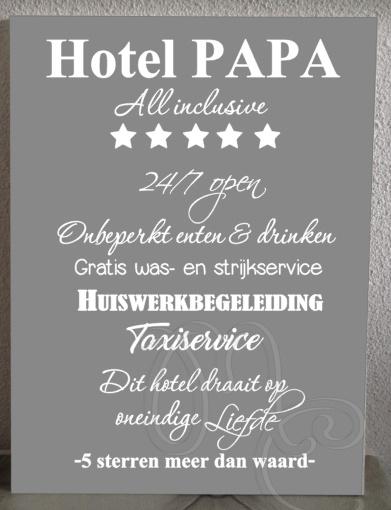 Hotel papa all inclusive
