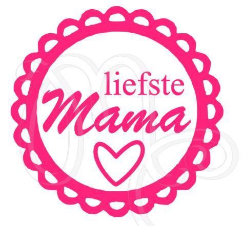 Liefste mama / oma