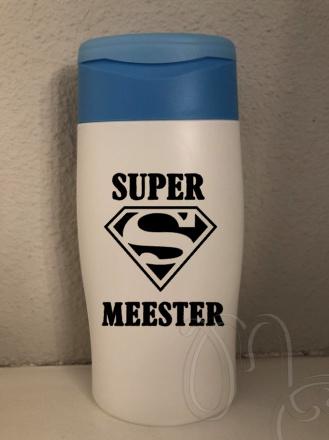 douchegel - Super meester