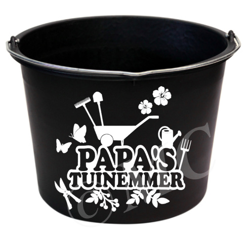 Sticker : Tuinemmer