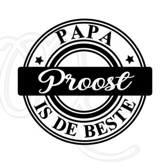 Papa / Opa is de beste proost