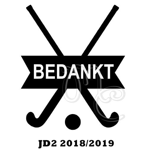 Bedankt - Hockey
