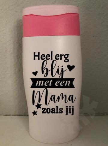 Douchegel heel erg blij met een mama/oma zoals jij